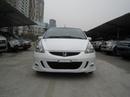 Tp. Hà Nội: Bán xe Honda Jazz màu trắng, đời 2007 nhập Nhật CL1667007P11