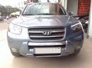 Tp. Hà Nội: Bán Hyundai Santa fe MLX màu xanh, đời 2007, 585 triệu CL1662960