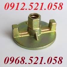 Bán Bát chuồn D12,16,17, đai ốc bán chuồn 0913.521.058 Ty ren thô coopha