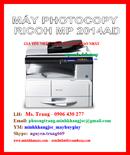 Tp. Hồ Chí Minh: Máy photocopy đa năng Ricoh MP 2014AD lắp đặt bảo trì miễn phí giá tốt nhất CL1702397