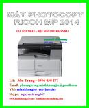 Tp. Hồ Chí Minh: Máy photocopy đa năng mini Ricoh MP 2014 giá tốt nhất - minhkhangjsc CL1702397