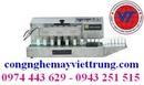 Tp. Hà Nội: Máy dán màng seal liên tục, Máy dán màng seal tự động, CL1664394