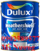 Tp. Hồ Chí Minh: Giá sơn dulux weathershield chính hãng tại tphcm CL1664805