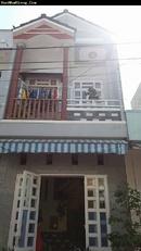 Tp. Hồ Chí Minh: Nhà đang trống xây 1 lầu kiên cố bán gấp 1. 2 tỷ CL1664991