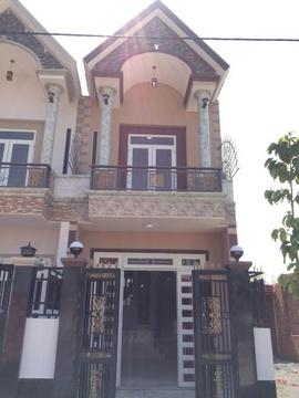 Nhà Lê Đình Cẩn xây 1 trệt 1 lầu, chính chủ bán 1. 55 tỷ