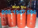 Tp. Hà Nội: thùng phuy sắt, thùng phuy nhựa, thùng phuy nắp kín, giá rẻ CL1665259