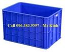 Tp. Hồ Chí Minh: mua rổ nhựa, thùng nhựa, kệ dụng cụ giá rẻ ở đâu CL1699258