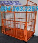 Tp. Hà Nội: lồng trữ hàng, sọt thép, lồng lưới thép, sọt trữ hàng, sọt mạ thép CL1666680