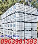Tp. Hà Nội: tank nhựa 1000 lít, tank nhựa IBC, bồn nhựa, bồn nhựa 1000 lít, CL1665259