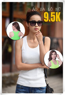 Tp. Hồ Chí Minh: SỈ Áo Ba Lỗ Nữ   giá sỉ Rẻ 9. 5K RSCL1006394