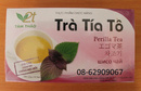 Tp. Hồ Chí Minh: Bán Trà Tía TÔ, tốt- Giải cảm, chống dị ứng do thức ăn, giảm ho CL1666179