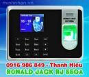 Tp. Hồ Chí Minh: máy chấm công Ronald jck RJ-550 giá tốt nhất CL1688724P10