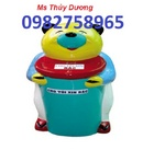 Tp. Hà Nội: thùng rác hình cá heo, thùng rác hình con voi, thùng rác hình cá, CL1666680