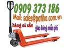 Tp. Hồ Chí Minh: xe nâng tay thủy lực thấp 2500kg/ 3000kg/ 5000kg các loại, nhập khẩu trực tiếp CL1673859