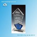 Tp. Hồ Chí Minh: Cơ sở sản xuất kỷ niệm chương pha lê thủy tinh, cúp pha lê giá rẻ CUS17067