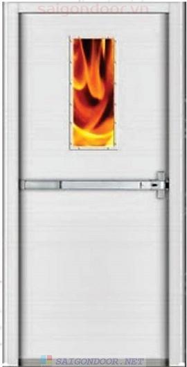 Chuyên sản xuất Cửa Chống Cháy, Cửa Gỗ Chống Cháy, Cửa Thép Chống Cháy Giá Rẻ Q7