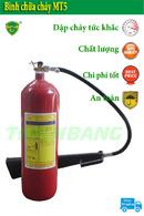 Tp. Hà Nội: Bạn biết gì về Đặc điểm cấu tạo bình khí chữa cháy CO2 5kg CL1702403P3