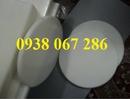 Bến Tre: Tấm nhựa thớt thực phẩm | thớt tròn pe trắng CL1667540