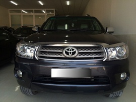 Bán Toyota Fortuner 2. 7 4x4 AT 2011, giá tốt