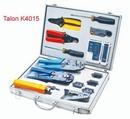 Tp. Hồ Chí Minh: Bộ dụng cụ làm mạng TL-K4015, Chính hãng Talon gồm 15 món đầy đủ thiết bị CL1679856P3