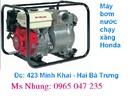 Tp. Hà Nội: Bán máy bơm nước Honda chính hãng, máy bơm nước GX160 RSCL1007131