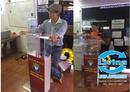 Tp. Hồ Chí Minh: Bục phát biểu mica đẹp trên toàn quốc CL1699445