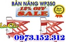 Tp. Hồ Chí Minh: Xe nâng mặt bàn, bàn nâng cây cảnh, chậu cảnh, giá rẻ CL1667828
