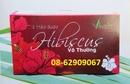 Tp. Hồ Chí Minh: Trà HIBISCUS-Đẹp da, giảm béo phì, ngừa xơ vữa, thanh nhiệt-giá rẻ CL1668248
