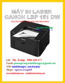 Tp. Hồ Chí Minh: Máy in Canon LBP 151DW giá tốt nhất - minhkhangjsc CL1610736