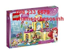 Đồ chơi lego disney 41063 – Cung điện dưới biển của nàng tiên cá