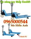Tp. Hồ Chí Minh: Xe nâng tay thấp và những điều cần biết khi sử dụng CL1650123