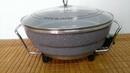 Tp. Hà Nội: Nồi lẩu điện hoa cương Osaka Nhật Bản, chảo lẩu 2 ngăn Osan, nồi lẩu hình cá CL1679156P9