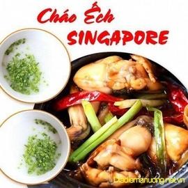 Quán Cháo Ếch Singapore Ngon Quận 11