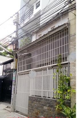 Bán nhà DT 40m2 hẻm 6m đường Nguyễn Suý, P. Tân Quý, quận Tân Phú
