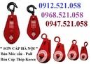 Tp. Hà Nội: Mua bán puli móc cẩu cáp thép Hà Nội 0947. 521. 058 bán Búp 5 tấn, puli CL1669730P7