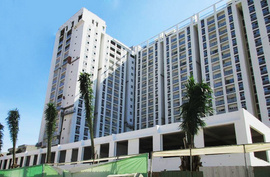 *** Cho thuê gấp căn 2PN, 68m2 tại CC Bộ Công An, Q2, đầy đủ nội thất, tầng 9,
