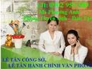 Tp. Hồ Chí Minh: Học nhanh chứng chỉ nghiệp vụ Lễ tân công sở, lễ tân hành chính văn phòng ở đâu CL1670977