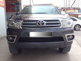 Xe Fortuner 2. 7 4x4 2009 AT, 665 tr