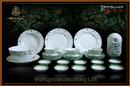 Tp. Hồ Chí Minh: Gốm Sứ Minh Long - Bộ bàn ăn 35sp Hoa May Mắn 35216 CL1679134P8