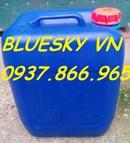 Phú Thọ: can nhựa cũ giá rẻ 20lit, can nhựa 30lit, can nhựa đựng hóa chất 30lit CL1668995
