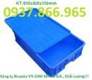 Quảng Ninh: sóng mực giá rẻ, sọt nhựa trái cây, kệ đựng ốc vít, khay nhựa có nắp CL1668995