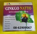 Tp. Hồ Chí Minh: Bán GINKGO NATTO-Làm Tan máu đông, Tăng trí não, phòng ngừa tai biến rất tốt CL1668892