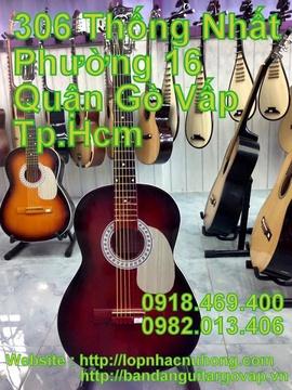Địa điểm bán nhạc cụ :: đàn guitar tại gò vấp