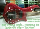 Tp. Hồ Chí Minh: Bán đàn guitar bass tặng dây đeo, bao da, phím gảy đàn, dây guitar bass CL1682244