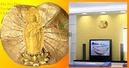 Tp. Hồ Chí Minh: Tranh phật 3d, Tranh đồng hồ phật, sản xuất tượng phật composite, tranh phù điêu CAT236_367