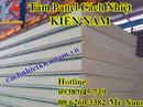 Tp. Hồ Chí Minh: Panel pu cách nhiệt, panel làm kho lạnh, kho mát, sandwich panel pu RSCL1100978