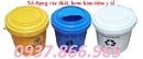 Tp. Hà Nội: thùng rác y tế màu vàng 240lit, hộp đừng bơm kim tiêm màu vàng, túi rác CL1673751