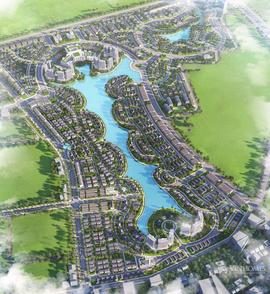 Chính thức ra mắt dự án Vinhomes Thăng Long – ốc đảo xanh yên bình Dự án Vinhome