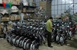 xe máy diên nhập khẩu rẻ hơn thi trường
