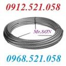 Tp. Hà Nội: Dây cáp INOX 304 bán cực rẻ Hà Nội 0912. 521. 058 bán Tăng đơ Inox D20 CL1671235